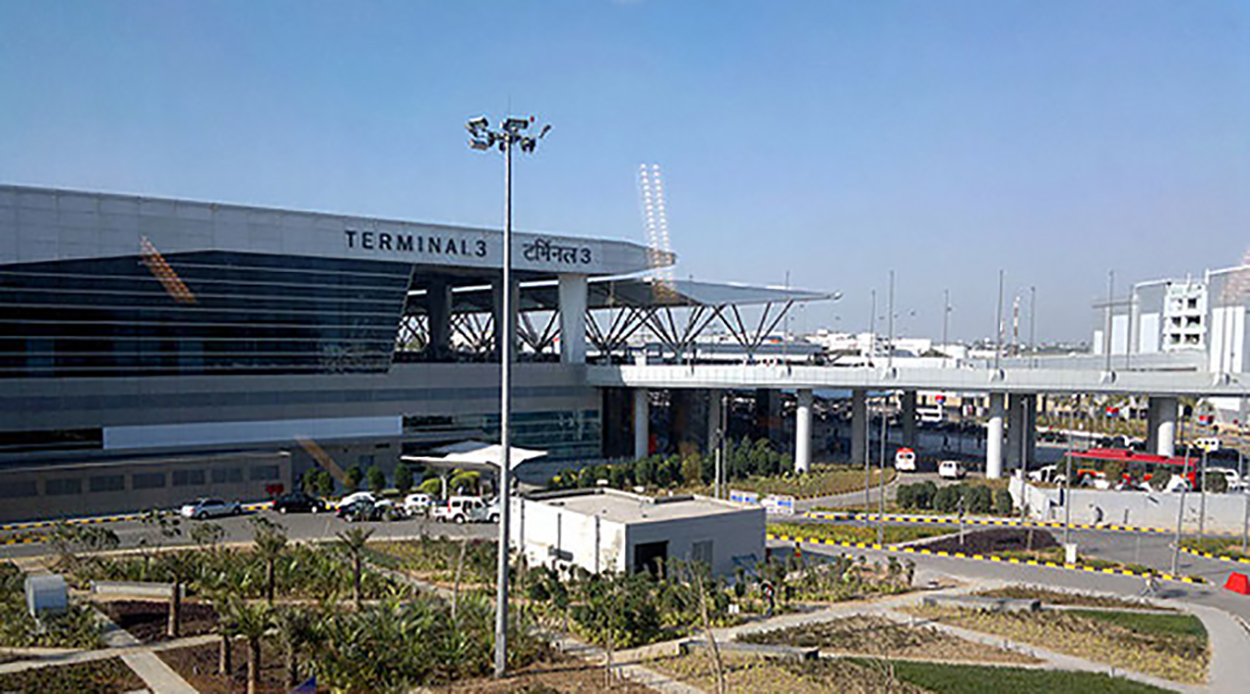 T3 airport